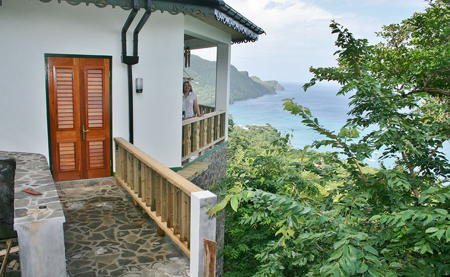 58-The-entance-to-Hibiscus-Cottage-with-a-taster-of-the-breathtaking-views