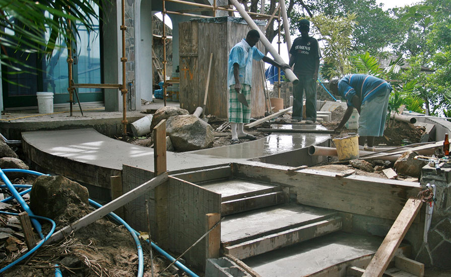 z-9-Pouring-the-concrete-for-the-stone-paths